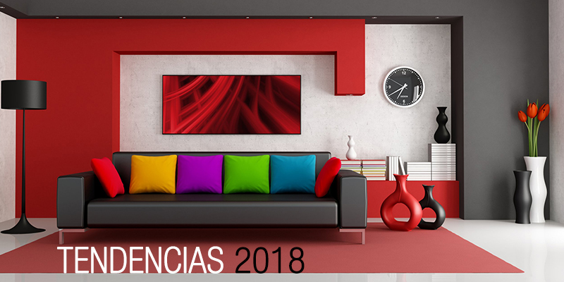 Tendencias 2018 interiores modernos decoblog for Tendencias en diseno de interiores